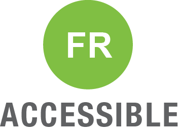 French Accessible Icon